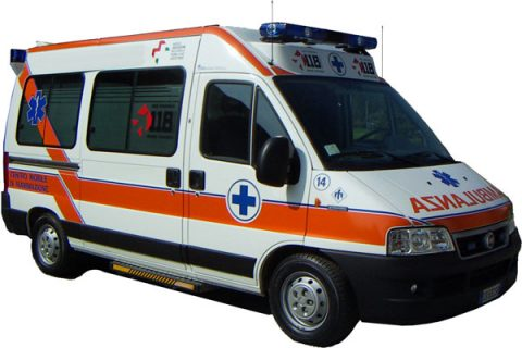 decorazione ambulanze