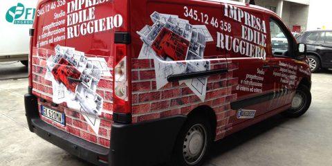decorazione automezzi furgoni e flotte aziendali